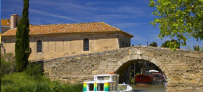 Kanał du Midi & Camargue